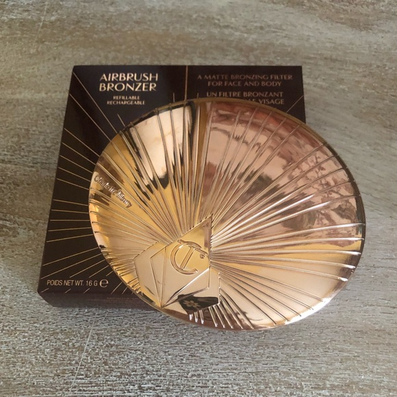 Charlotte Tilbury Other - SOLD Charlotte Tilbury Airbrush Bronzer Medium